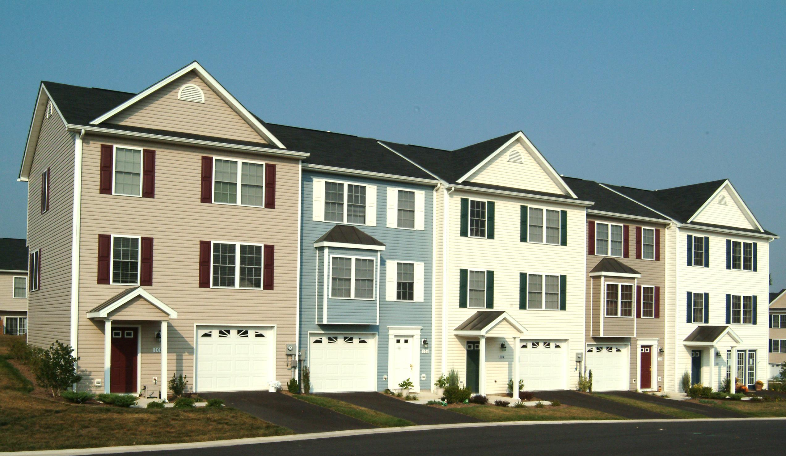 windstone townhomes oakcrest properties