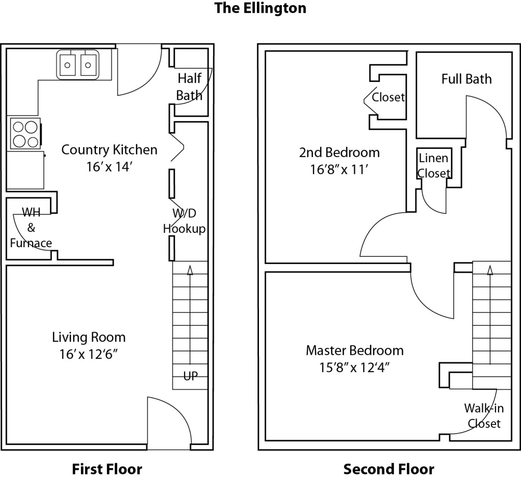 Ellington 110 Hunter Run Road Amp 313 Willow Brook Court