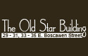Old Star Building – Apartments & Commercial Space in Downtown!