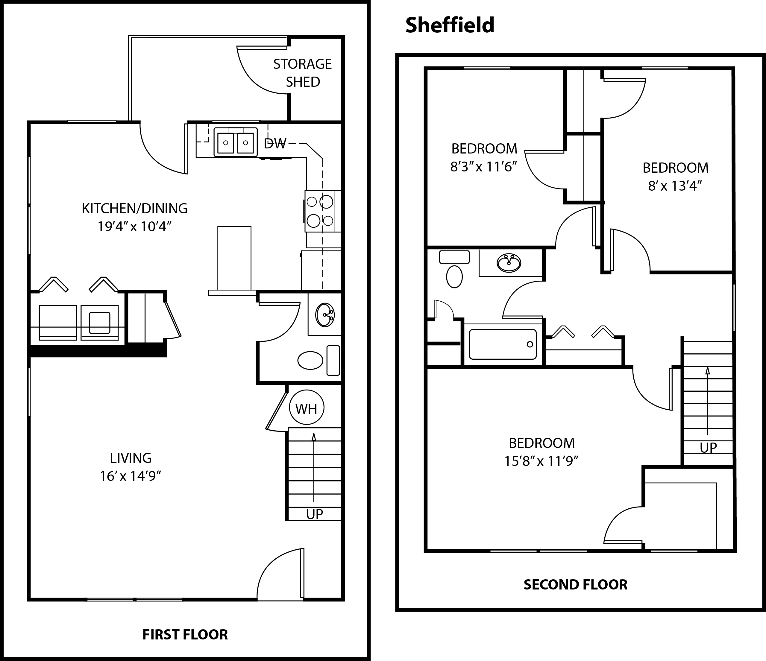 2949 sorrell court rented oakcrest properties for 11 brunel court floor plans